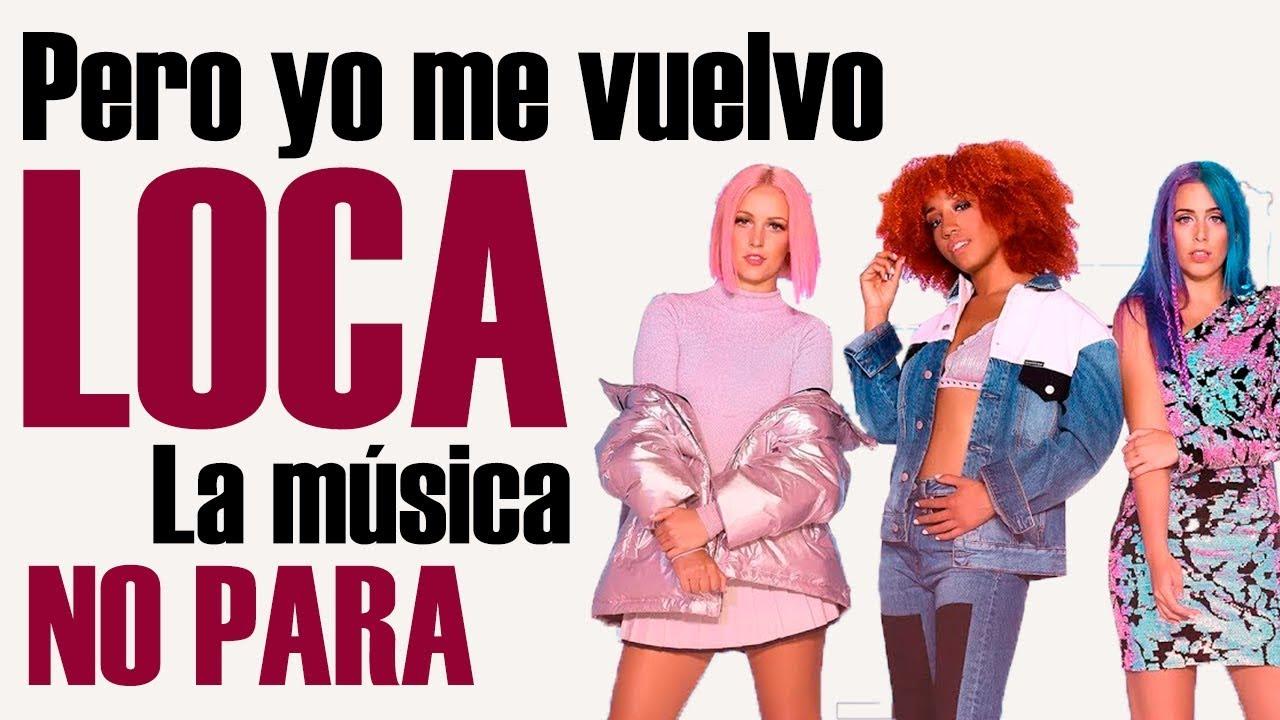 Loca Con Letra Sweet California Youtube