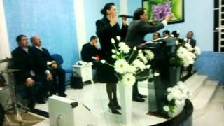 AD Congregação Erechim Louvando Adelmo e Aurenice