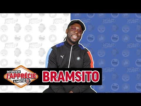 Youtube: Interview«J'apprécie à moitié» avec Bramsito #58