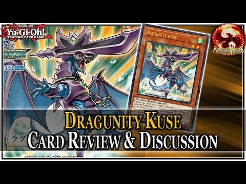 Dragunity Kuse (CYHO): Actually Amazing New Tuner (But not Because of Ascalon)