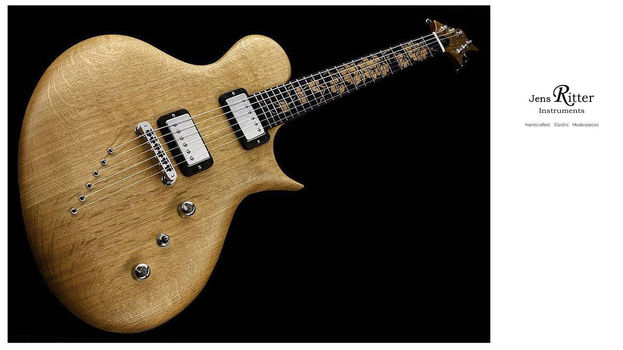 68f2e7c4f41 THE PECHSTEIN - a guitar body fermented in a wine barrel! - YouTube