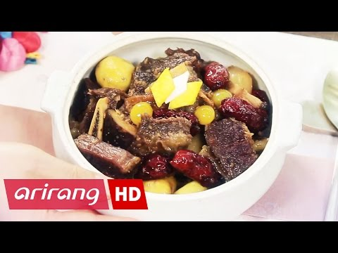 Hansik Of The Day _ Galbi-jjim _ A Special Dish On Special Day