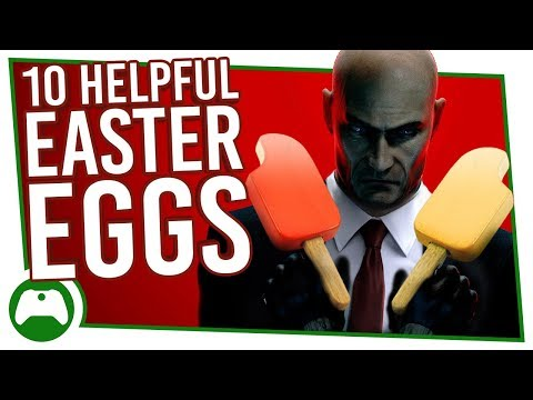 10 Crazy Gaming Easter Eggs That Can Actually Help You