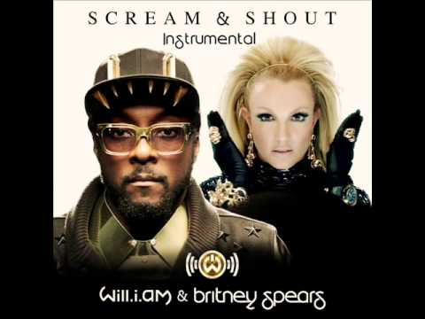 Will.I.Am Feat. Britney Spears - Scream & Shout (Instrumental)