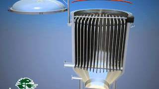 leaf filter HF 15 124
