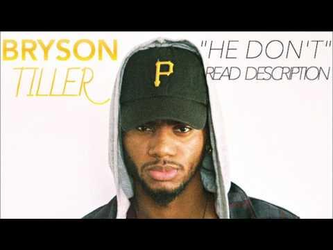 """Bryson Tiller - """"He Don't"""" ft.Wiz Khalifa (Official Audio)"""