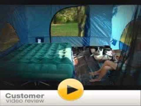 Standing Room 100 Hanging tent & Standing Room 100 Hanging tent - YouTube