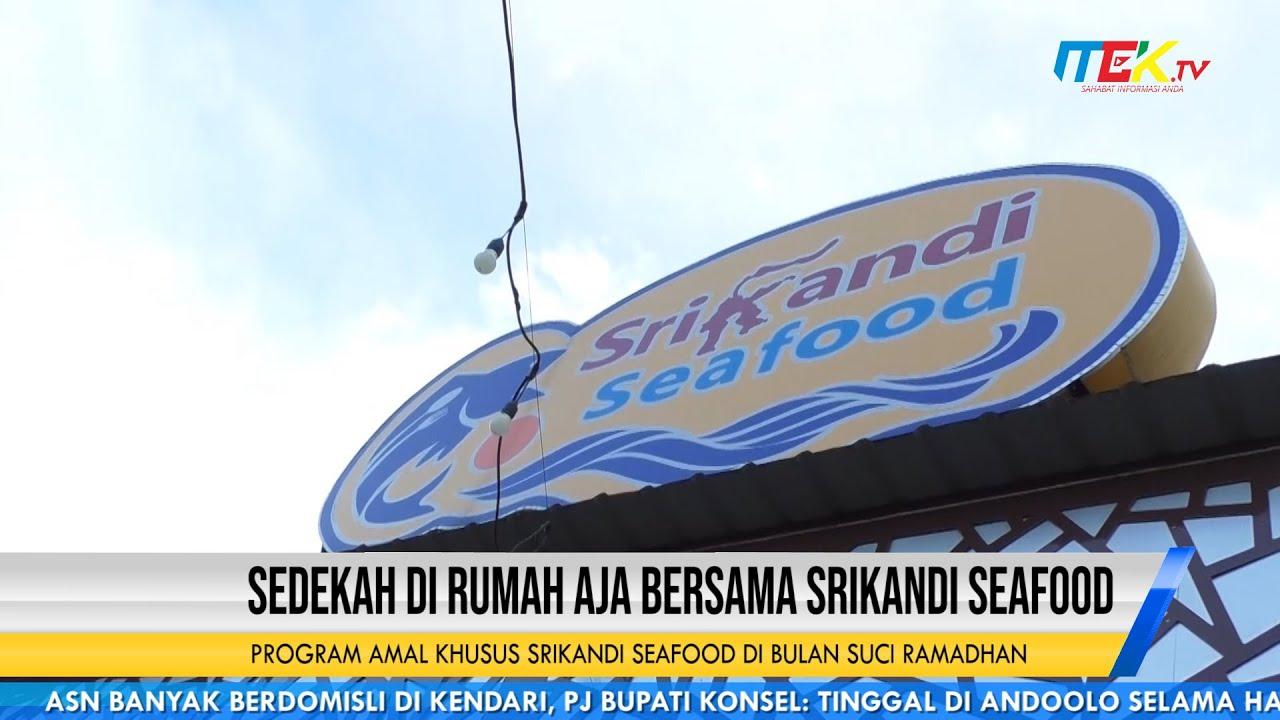 Sedekah di Rumah Aja Bersama Srikandi Seafood