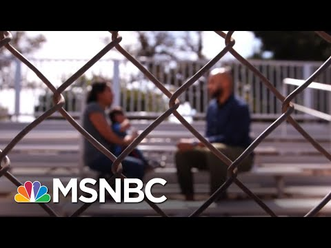 Mom Separated From Son: We're 'Trying To Save Our Lives' | All In | MSNBC