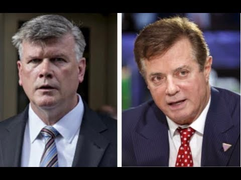 "MANAFORT'S LAWYERS HAMMER MUELLER'S PROSECUTORS ""FISHING FOR CRIME"" IN CLOSING!"