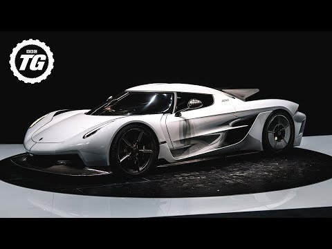 FIRST LOOK | 310mph+ Koenigsegg Jesko Absolut… Bugatti's worst nightmare? | Top Gear