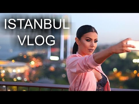 ISTANBUL VLOG | J_MAKE_UP