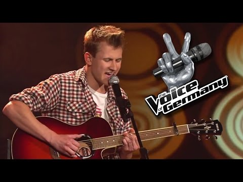 Your Body is A Wonderland - René Lugonic | The Voice | Blind Audition 2014