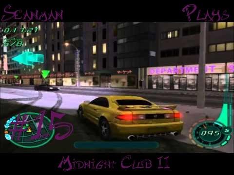 Seanman Plays Midnight Club II Part #15: GIRL POWER!