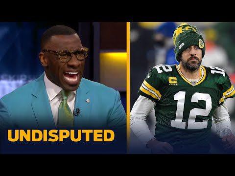 Packers have to make the decision between Aaron Rodgers or GM Brian Gutekunst | NFL | UNDISPUTED
