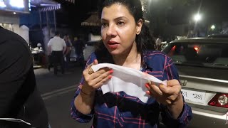 Night Out for Mumbai's famous Street Food | SS vlogs :-)