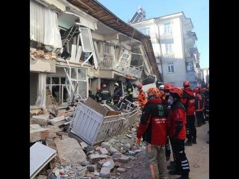 ارتفاع حصيلة قتلى الزلزال في تركيا إلى 29  - نشر قبل 7 ساعة