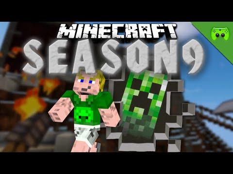 CREEPER AUS DEM NICHTS 🎮 Minecraft Season 9 #63