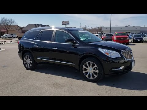 2016 Buick Enclave Tulsa, Broken Arrow, Owasso, Bixby, Green Country, OK 6960X
