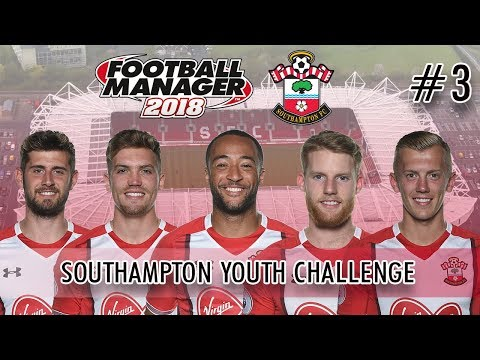 FM18 Southampton Youth Challenge S1 E3 | POOR FORM | Football Manager 2018 Challenges