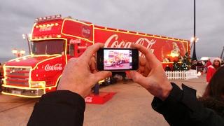 Как появилась реклама Coca-Cola с грузовиками. История праздничного каравана.