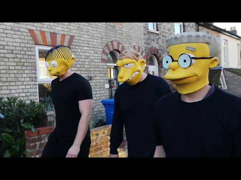 HyperFox - Troy McClure [Official Video]