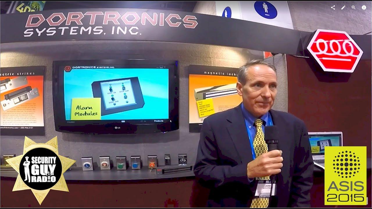124 Dortronics President John Fitzpatrick talks about Mag Locks