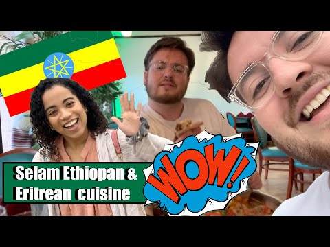 One Of The BEST Experiences I've Ever Had | Holy Reviews | Selam Ethiopian & Eritrean Cuisine
