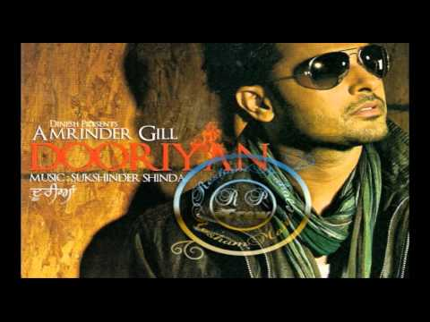 Amrinder Gill - Munda Sohna Te Sunkha Mp3 Version New song