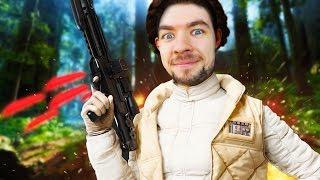 MY POD! MY POD!!! | Star Wars Battlefront #2