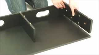 Alphason Event TV Stand Assembly Video Guide
