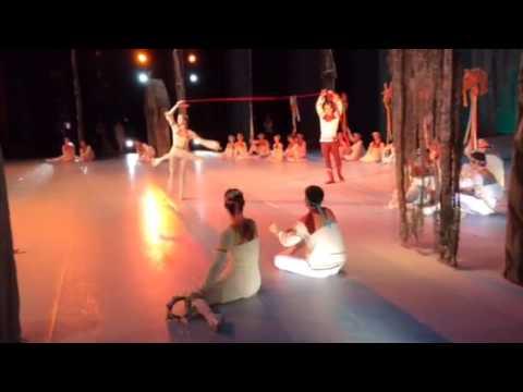 Снегурочка Joy Womack Kremlin Ballet