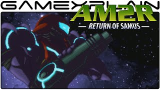 Another Metroid 2 Remake - Final Boss & Ending (Project AM2R)
