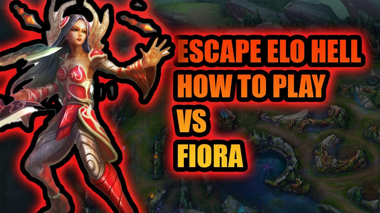 How to play fiora