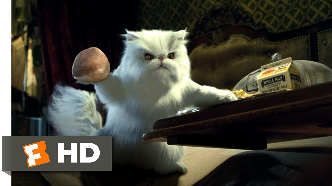 Cats & Dogs (4/10) Movie CLIP - Send in the Russian (2001 ...  Cats & Dogs (4/...