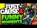 "Just Cause 4: Funny Moments! - ""FOR SCIENCE!"" - (JC4 Gameplay)"