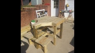 How to build a shooting table chapter 1.