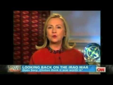 Hillary Clinton finally answers questions on Iraq War positions | SUPERcuts! #201