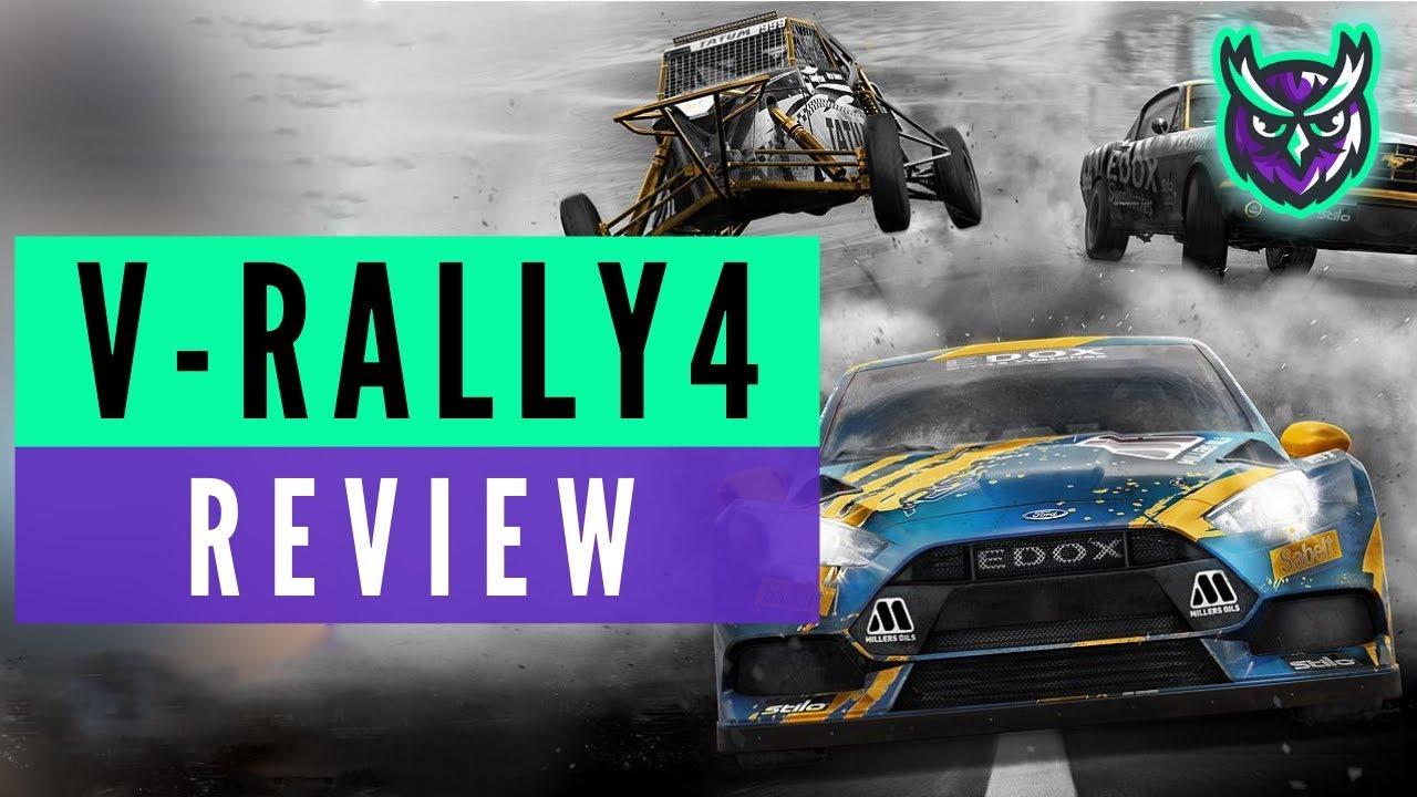 v rally 4 switch test
