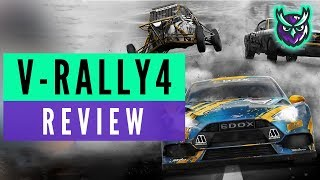 V-Rally 4 Switch Review ( A classic comeback?)
