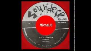 Johnny Moore - Red Is Danger - Soundeck