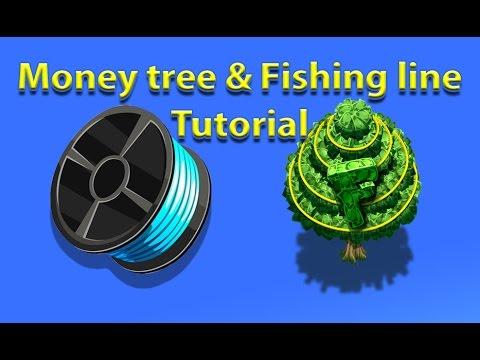 Fishao - Fishing Line & Money Tree - How It Works