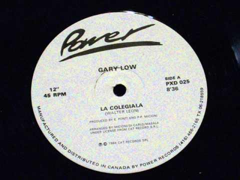 La Colegiala  Gary Low