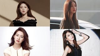 TOP 20 Tallest Korean Actress 2017