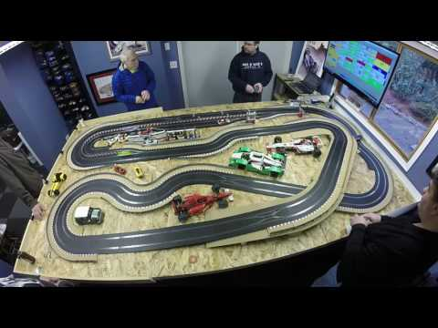 DRAWW – Scalextric GT – Samm Hill Raceway – 1/15/17