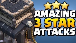 How to 3 STAR like a BOSS | Amazing TH9 Attack Strategies | Clash of Clans