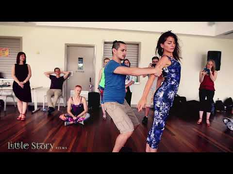 Jane and Duncan - Paradise Zouk Weekender Sydney - Film by Kell Stoner Little Story Films