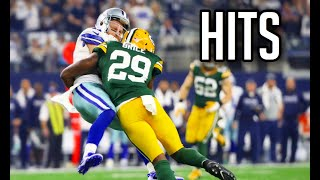 Biggest Hits In Football History || HD (Part 2)