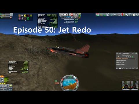 KSP Career: Episode 50 - Jet Redo