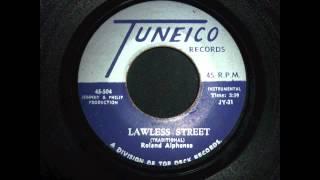 "Lawless Street ""Roland Alphonso"" Tuneico-JY 31 (1965)"